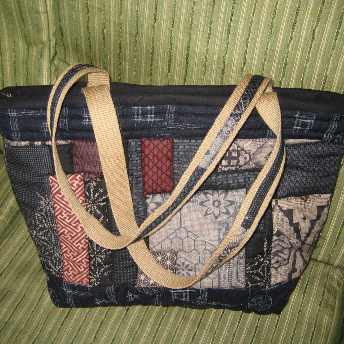 Black bag (L)