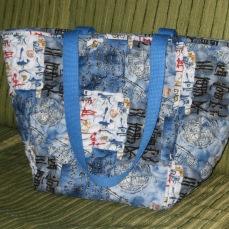 Blue bag (L)