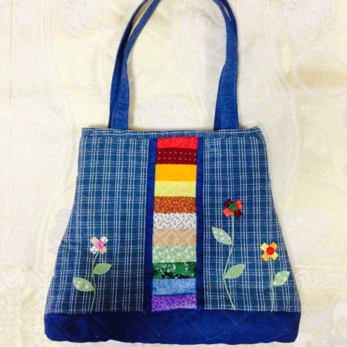 Blue bag (M)