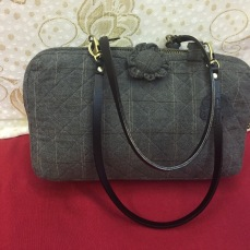 Small grey bag
