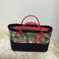 Strawberry bag (S)