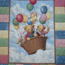 Teddy Bears panel 4